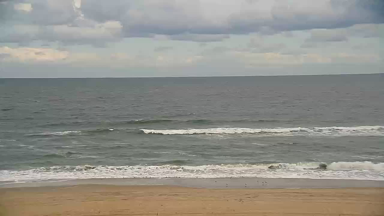 Avon Pier HD Surf Cam and Report