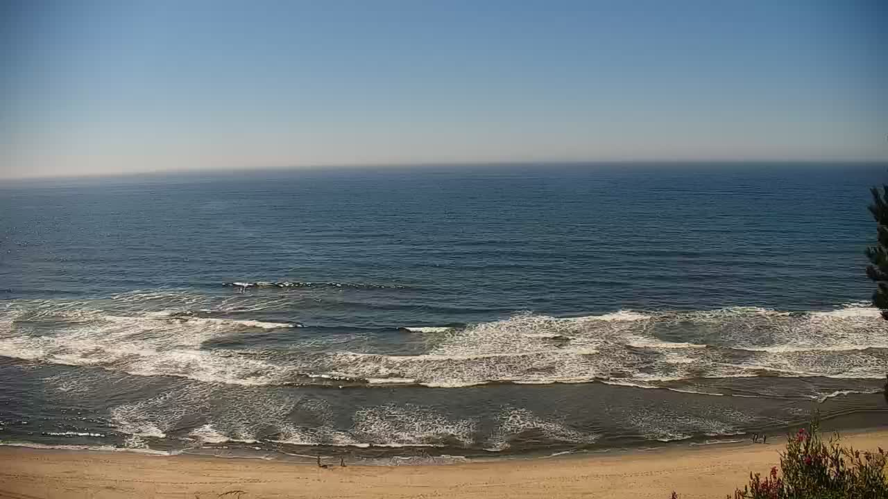 Overview Ocean Cam in Lincoln City, Oregon
