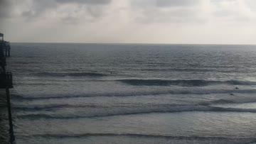 oceanside pier surf report