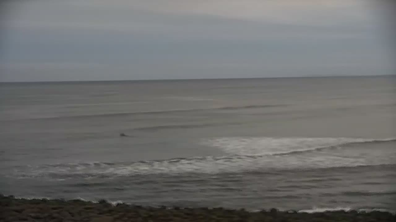 Surf Webcam in Seaside, Oregon